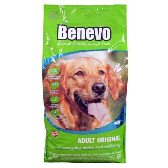 Benevo Adult Original veganes Trockenfutter 15kg