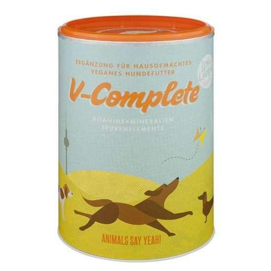 Vegan4Dogs V-Complete vegane Nahrungsergänzung für Hunde 650g | veganpaws