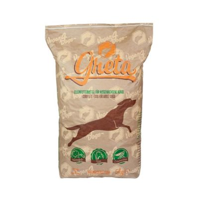 vegan4dogs Greta 5kg veganes Trockenfutter