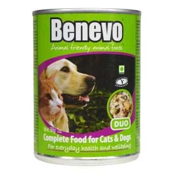 Benevo Duo veganes Feuchtfutter | veganpaws