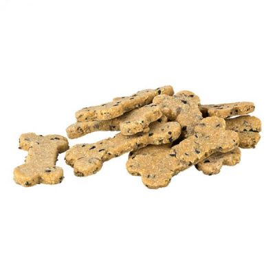Terra-Pura Bio-Vegani Nr. 3 Kichererbsenknochen Hundekekse Detail | veganpaws