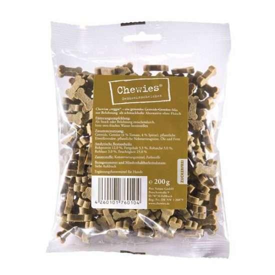 Chewies Gemüseknöchelchen 200g | veganpaws