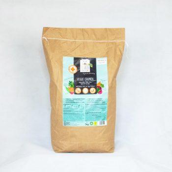 VEGDOG Veggie Crunch 5kg   veganpaws