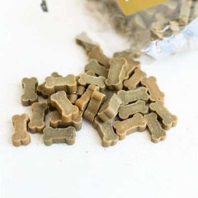 Chewies Gemüseknöchelchen Leckerlis für Hunde