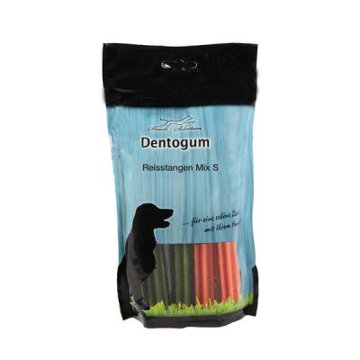 Dentogum Reisstangen Mix S vegane Kausnacks 120g