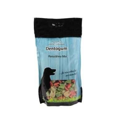 Dentogum Reiszähne Mix Snacks für Hunde 200g
