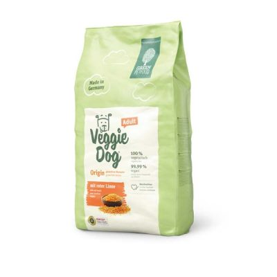 Green Petfood Veggie Dog Origin vegetarisches Trockenfutter 10kg