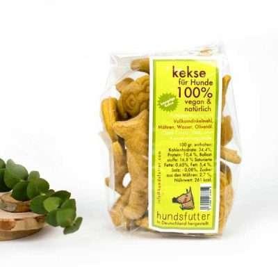 Hundsfutter Möhren-Kekse 150g