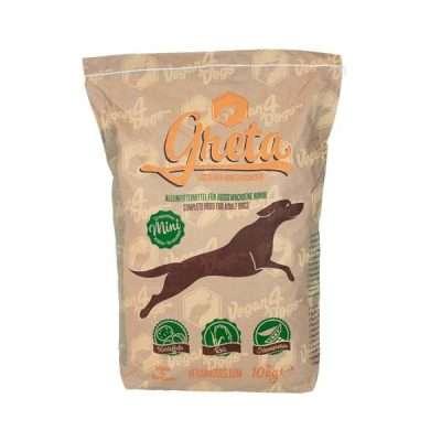 vegan4dogs Greta Mini veganes Trockenfutter für Hunde