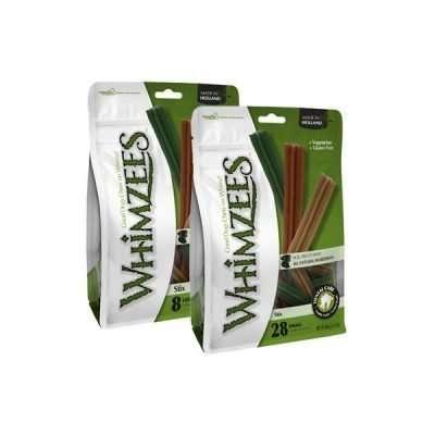 WHIMZEES Stix Dental Kausnack für Hunde S und L